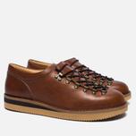 Ботинки Fracap M121 Scarponcino Brown/Gloxy Beige фото- 2