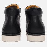 Ботинки Fracap M128 Nebraska Black/Cristy White фото- 3