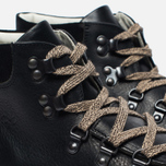 Ботинки Fracap M129 Scarponcini Suede Black/Gloxy White фото- 5
