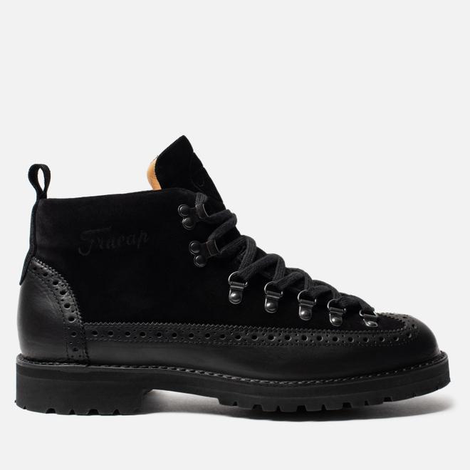 Ботинки Fracap M130 Suede/Nebraska Black/Roccia Black