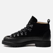 Ботинки Fracap M130 Suede/Nebraska Black/Roccia Black фото- 5