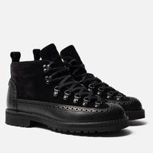 Ботинки Fracap M130 Suede/Nebraska Black/Roccia Black фото- 0