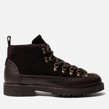 Ботинки Fracap M130 Suede/Nebraska Dark Brown/Roccia Brown фото- 3