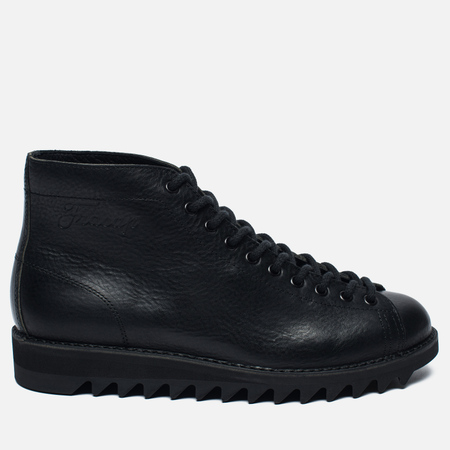 Fracap R200 Scarponcino Monkey Shoes Black
