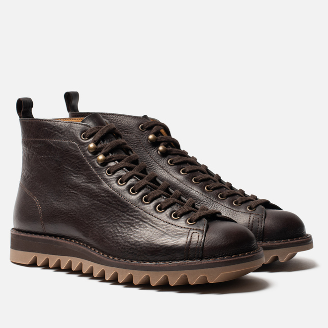 Ботинки Fracap R200 Monkey Nebraska Dark Brown/Ripple Ambra