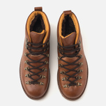 Ботинки Fracap M120 USA Scarponcino Ripple Brown фото- 4