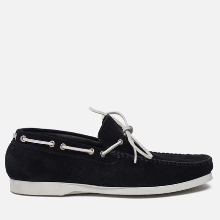Ботинки Fracap TU291 Leather Suede Black/Sail White