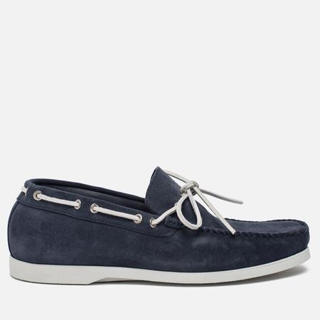 Ботинки Fracap TU291 Leather Suede Blue/Sail White