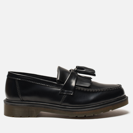 Ботинки лоферы Dr. Martens Adrian Smooth Black