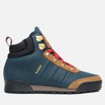 adidas Originals Jake 2.0 Blauvelt Men's Shoes Navy/Brown/Black photo- 0