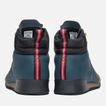 adidas Originals Jake 2.0 Blauvelt Men's Shoes Navy/Brown/Black photo- 3