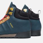 adidas Originals Jake 2.0 Blauvelt Men's Shoes Navy/Brown/Black photo- 5