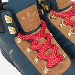 adidas Originals Jake 2.0 Blauvelt Men's Shoes Navy/Brown/Black photo- 6