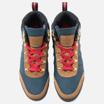 adidas Originals Jake 2.0 Blauvelt Men's Shoes Navy/Brown/Black photo- 4