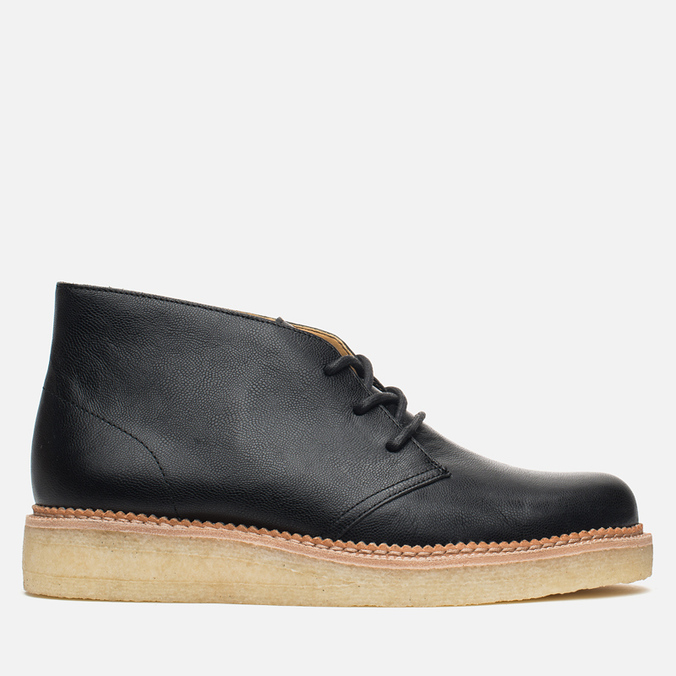Мужские ботинки Clarks Originals Beckery Hill Black Leather
