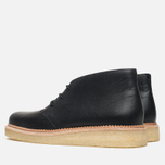 Мужские ботинки Clarks Originals Beckery Hill Black Leather фото- 2