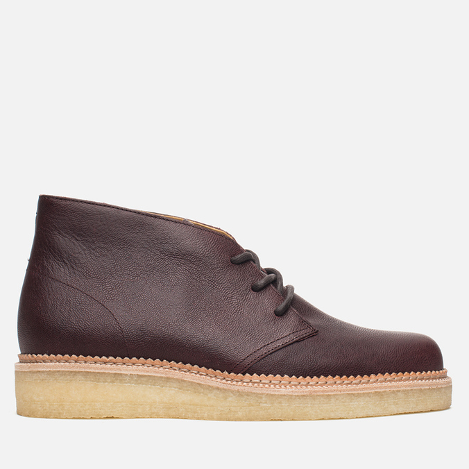 Мужские ботинки Clarks Originals Beckery Hill Wine Leather