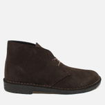 Мужские ботинки Clarks Originals Desert Boot Suede Brown фото- 0