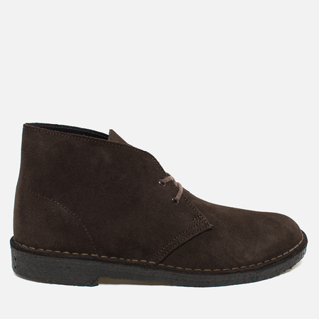 Мужские ботинки Clarks Originals Desert Boot Suede Brown