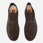 Мужские ботинки Clarks Originals Desert Boot Brown фото- 3