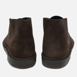 Мужские ботинки Clarks Originals Desert Boot Brown фото- 5