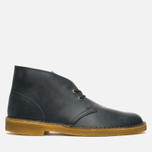 Мужские ботинки Clarks Originals Desert Boot Midnight Leather фото- 0