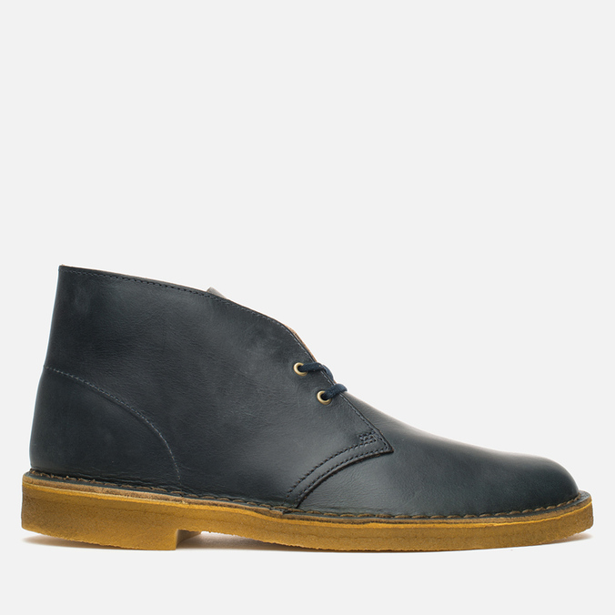 Мужские ботинки Clarks Originals Desert Boot Midnight Leather