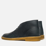 Мужские ботинки Clarks Originals Desert Boot Midnight Leather фото- 2