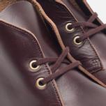 Мужские ботинки Clarks Originals Desert Boot Wine Leather фото- 4