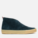 Clarks Originals Desert Vulc Men's Shoes Midnight Suede photo- 0