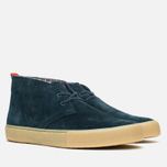 Clarks Originals Desert Vulc Men's Shoes Midnight Suede photo- 1