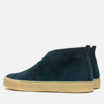 Clarks Originals Desert Vulc Men's Shoes Midnight Suede photo- 2
