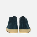 Clarks Originals Desert Vulc Men's Shoes Midnight Suede photo- 3