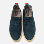 Мужские ботинки Clarks Originals Desert Vulc Midnight Suede фото- 4