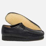 Мужские ботинки Clarks Originals Wallabee Black фото- 2