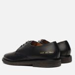 Common Projects Cadet Derby Men's Shoes Black photo- 2