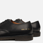 Common Projects Cadet Derby Men's Shoes Black photo- 5