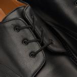 Common Projects Cadet Derby Men's Shoes Black photo- 6