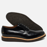 Мужские ботинки Common Projects Derby Shine Black фото- 2