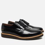 Мужские ботинки Common Projects Derby Shine Black фото- 1