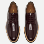 Мужские ботинки Common Projects Derby Shine Bordeaux фото- 4