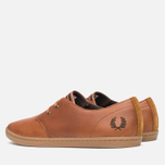 Мужские ботинки Fred Perry Byron Low Leather Tan фото- 2