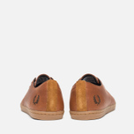Мужские ботинки Fred Perry Byron Low Leather Tan фото- 3