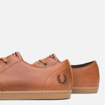 Мужские ботинки Fred Perry Byron Low Leather Tan фото- 5