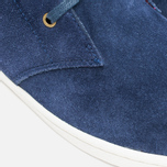 Мужские ботинки Fred Perry Byron Low Suede Carbon Blue фото- 6