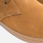Fred Perry Byron Low Suede Men's Shoes Ginger photo- 6