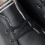 Мужские ботинки Fred Perry Byron Mid Leather Black фото- 6