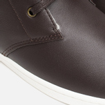 Мужские ботинки Fred Perry Byron Mid Leather Dark Chocolate фото- 6