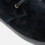 Мужские ботинки Fred Perry Byron Mid Suede Black фото- 6