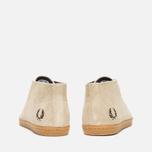 Мужские ботинки Fred Perry Byron Mid Suede Sand фото- 3